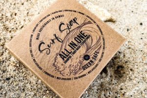 SURF SOAP ALL IN ONE SURF SHAMPOO BAR